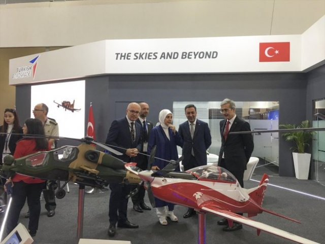 Türk Savunma Sanayi Ürünleri Malezya'da