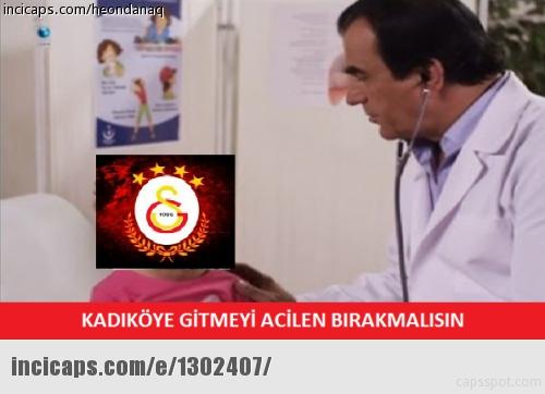 Fenerbahçe-Galatasaray Derbisi Capsleri Gülmekten Kırıp Geçiriyor!