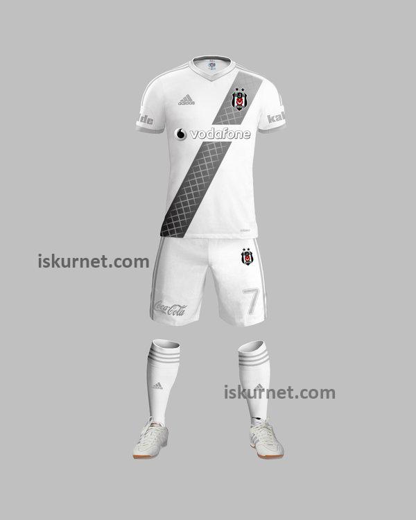 2016-2017 Beşiktaş Formaları