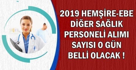 2019 Hemşire ve Sağlık Personeli nöbet ücretleri