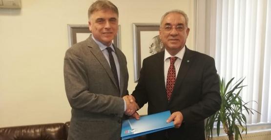 DSP'nin Bakırköy Belediye Başkan Adayı Ali Fatinoğlu