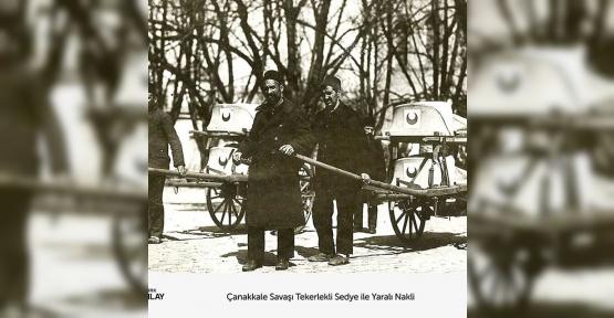 Türk Kızılayı Çanakkale Mesajı