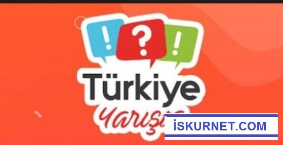 10 Nisan Türkiye Yarışta ipucu yayınlandı.