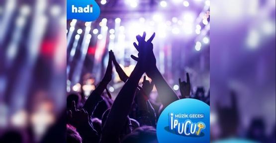 2 Nisan Hadi Pop Gecesi  İpucu Sıla'nın yeni albümü