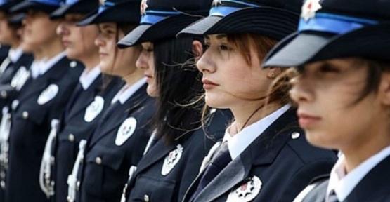 3 Bin Kadın Polis Alınacak 2019
