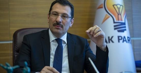 Ak Parti Genel Başkan Yardımcısından İstanbul Açıklaması