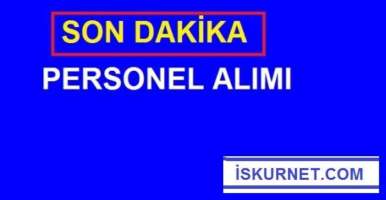 Belediyeler Kültür Bakanlığı Personel Alım ilanları