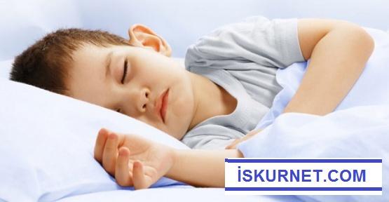 Çocuğunuzda Uyku Sorunu Varsa Dikkat