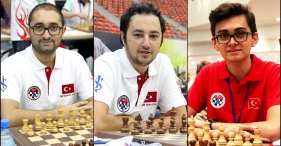 Dubai Açık Satranç Turnuvası'nda Türk Yarışmacılar Gururumuz Oldu