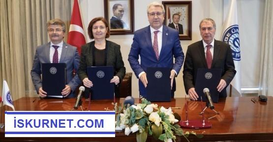 Ege Üniversitesi ile KKTC arasında işbirliği