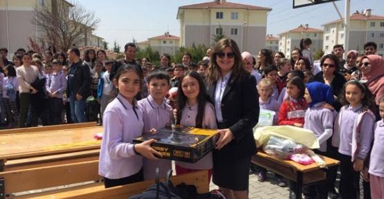 Eskişehir Osmangazi Üniversitesi Öğretmen Adaylarından Bilim Projesi