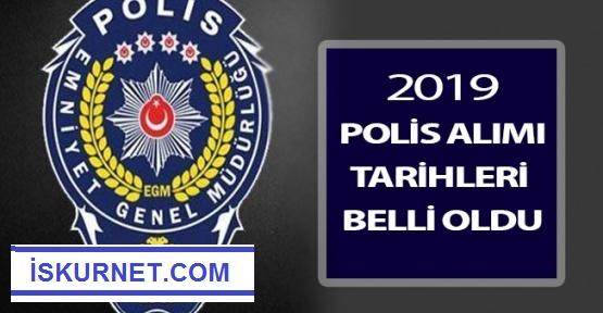 Kadın Polis Alım Başvuru Sonuçları açıklandı mı ne zaman açıklanacak ?