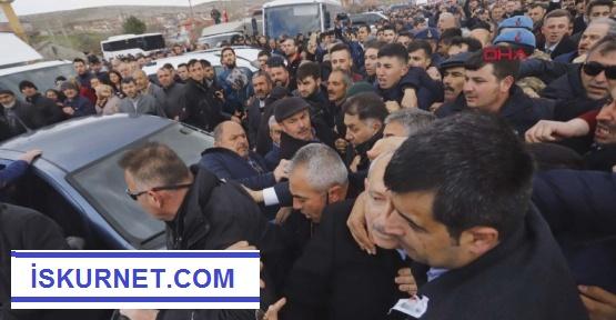 Kılıcdaroğlu Şehit Cenazesinde Saldırıya Uğradı