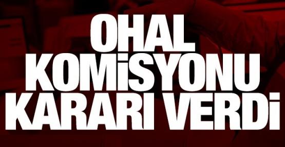 Ohal Komisyonu Mart Ayında 4 Bin Personeli İade Etti 2019