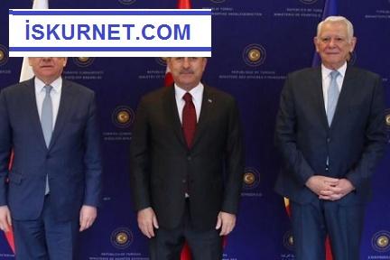 Türkiye-Polonya-Romanya Üçlü Dışişleri Bakanları Toplantısı Ankara'da Gerçekleşti