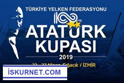 Yelkenciler, 100.Yıl Atatürk Kupası İçin Yarışacak