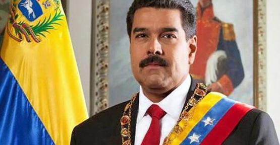 Maduro'dan önemli paylaşım !
