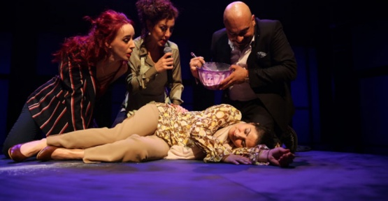 'Nöbetçi Tiyatro' ile Sanata Ara Vermek Yok