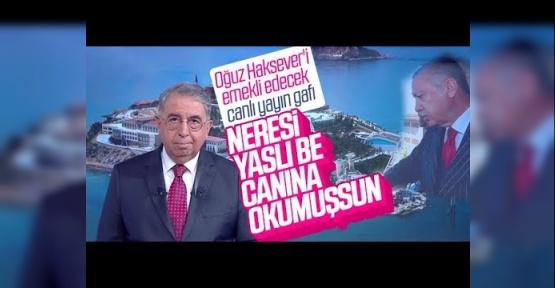 Oğuz Haksever'den Cumhurbaşkanı'na  ''Canına okumuşsun adanın''