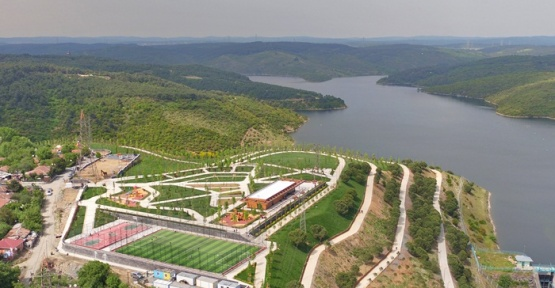 Sultangazi Millet Bahçesi Hizmete Açıldı