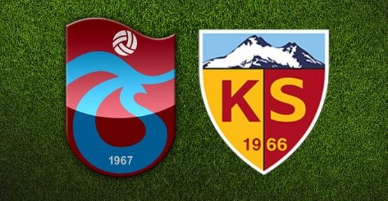 Trabzonspor Kayserispor canlı izle, Trabzonspor Kayserispor Maçını izle, canlı yayın,bedava