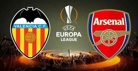 Valencia Arsenal  izle canlı izle,