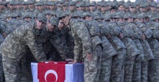 130 Bin Asker Terhis Edilecek Yeni Askerlik Yasası TBMM'de Kabul Edildi.