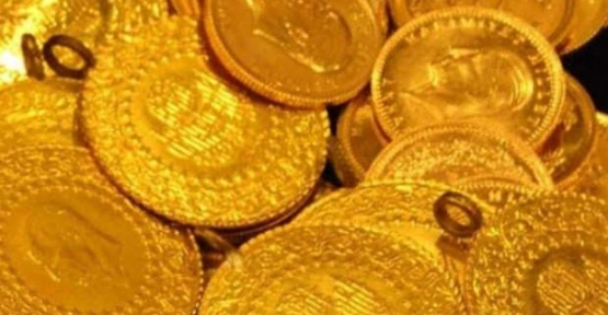 Altın haftayı yükselişle kapattı çeyrek altın 427 TL oldu.
