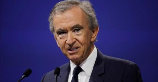 Bernard Arnault: Serveti 100 milyar doları aşan üçüncü kişi oldu