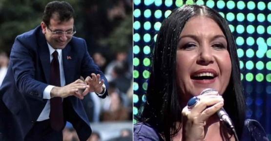 Davutoğlu Danışmanından  Ekrem İmamoğlu'na Seçim Şarkısı ''Uyu deme''