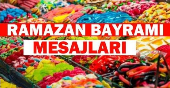 En iyi Ramazan Bayramı Mesajları ( Şeker Bayramı) Mesajları