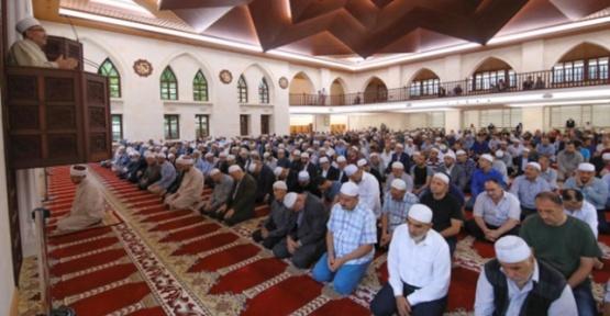 İl il Ramazan Bayramı Namazı Saatleri 2019