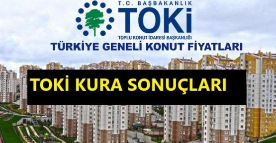 İstanbul TOKİ Kura Sonuçları 2019