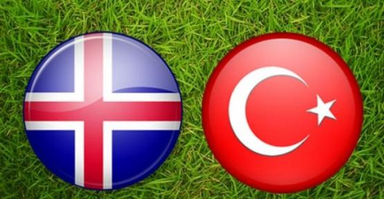 İzlanda Türkiye Canlı Takip 2-1