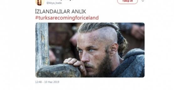 İzlanda Türkiye Maçı Twitter Capsleri