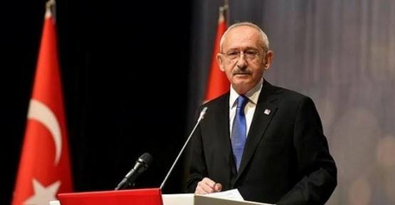 """Kılıçdaroğlu """"Bunlar tek sarayın ekonomisine bakiyor"""""""