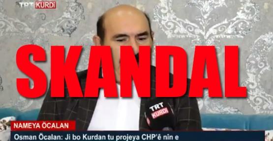 Terörist Bebek Katili  Öcalan'ın Kardeşi TRT'ye Röportaj Verdi