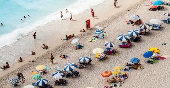 Turizmde Yabancı Ziyaretçi Sayısı Arttı