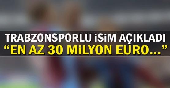 Yusuf ve Abdülkadir Değeri  30 Milyon Euro