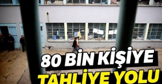 5 Yıl Altındaki Ceza Davaları Yargıtay'a Gidecek 80 Bin Kişiye Tahliye Yolu
