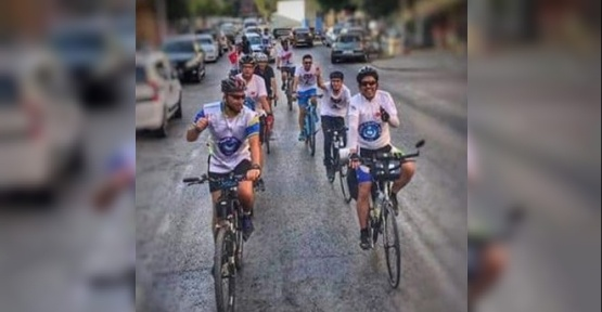 Öğretmenler Şiddete Dikkat Çekmek İçin 650 Km Pedal Bastı