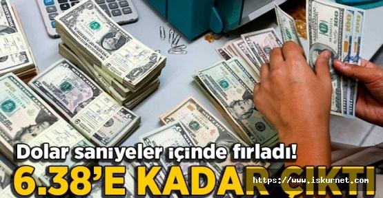 Dolar gece 6.40'a kadar yükseldi. Türkiye Kışa Hazırlıklı mı ?
