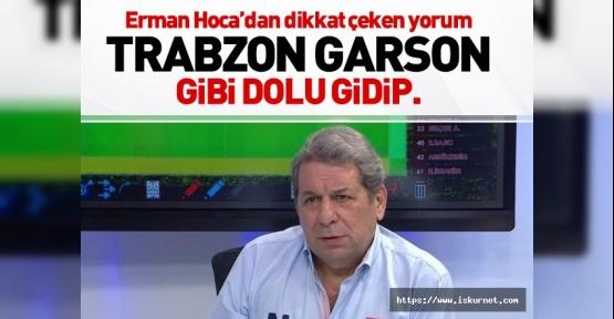 Erman Toroğlu'ndan Trabzonspor Fenerbahçe Maçı Yorumu