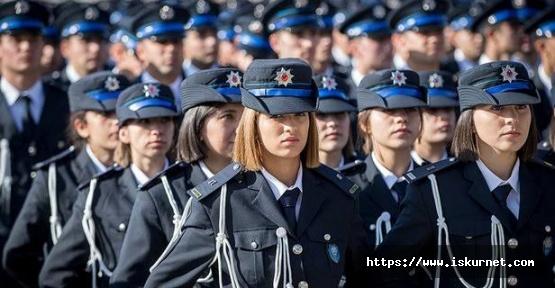 Polis Özel Harekat ve Kadın Polis Alım ilanı yayınladı.
