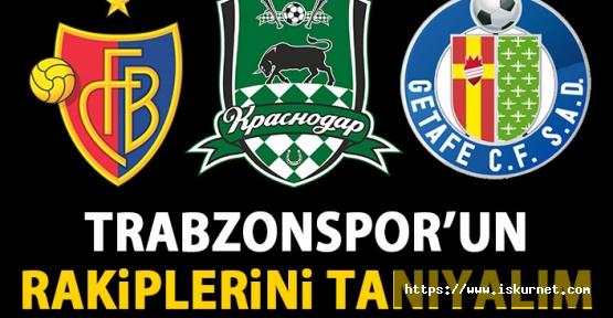 Trabzonspor'un UEFA Rakipleri Belli Oldu. İşte Trabzonspor'un Rakipleri