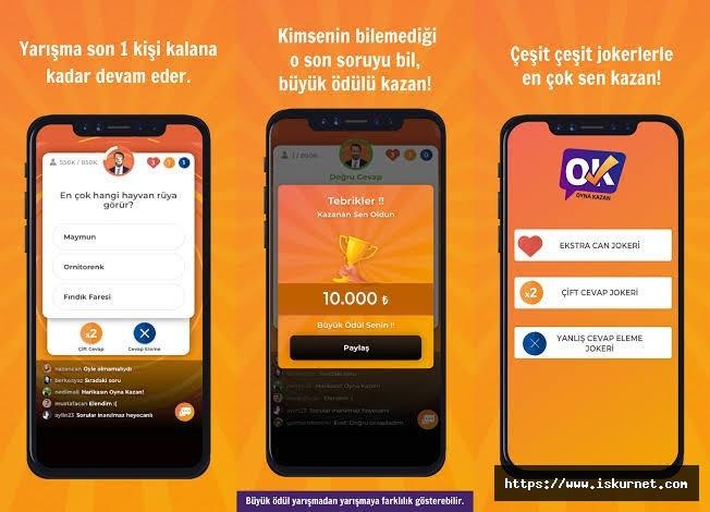 19 Eylül 2019 Oyna Kazan İpuc