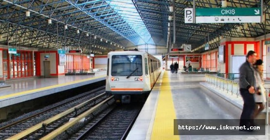 Ankaray Metrosu Klimaları Çalışmıyor