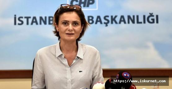 Canan Kaftancıoğlu'na Hapis Cezası