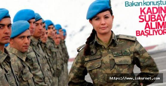 MSB Kadın Erkek Subay Alımı ilanları