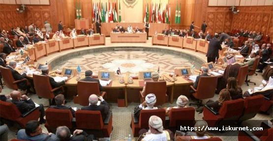 Arap Birliği Kınaması Veto Edildi